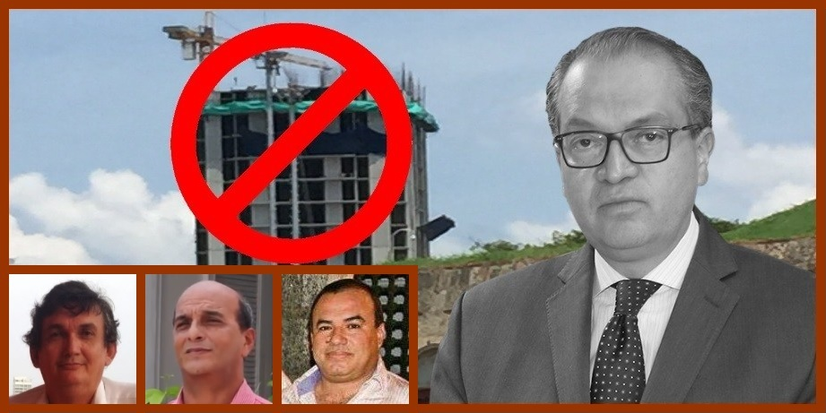 «Ronald Llamas violó flagrantemente la Ley»: juez, procurador y Tribunal