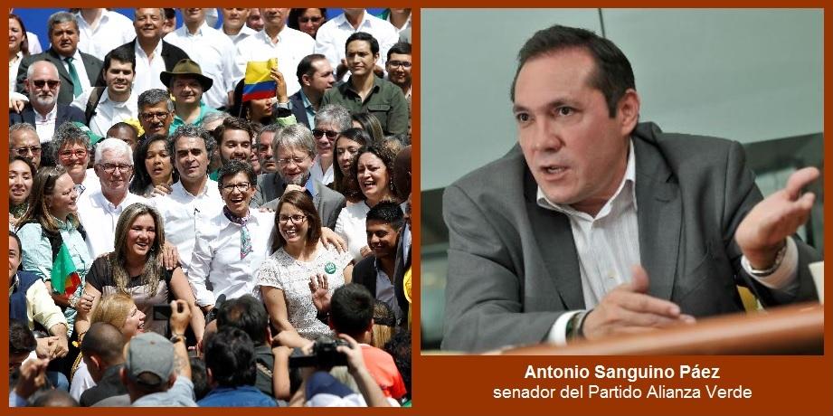 «El nuevo presidente debe declarar una emergencia ética en Cartagena»: Sanguino