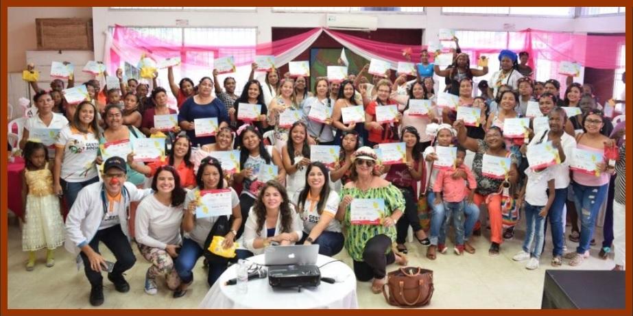 Con diversos actos, los gobiernos distrital y departamental celebran el Día de las Madres