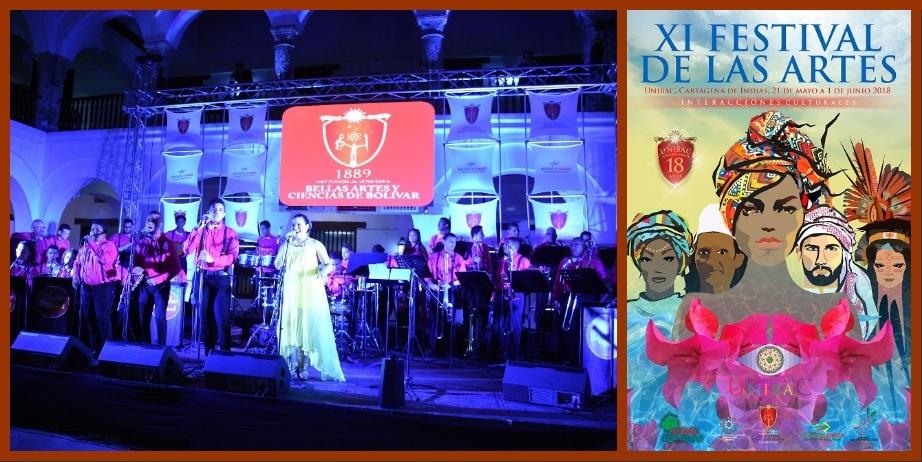 Desde hoy y hasta el 1 de junio se disfrutará en Cartagena y otros municipios el XI FestiArtes