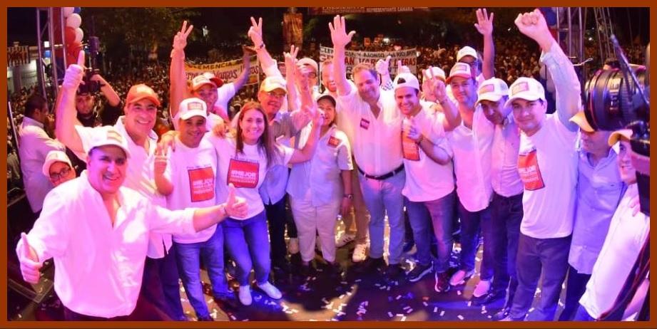 Vargas Lleras confía en la votación del Caribe para llegar a la segunda vuelta