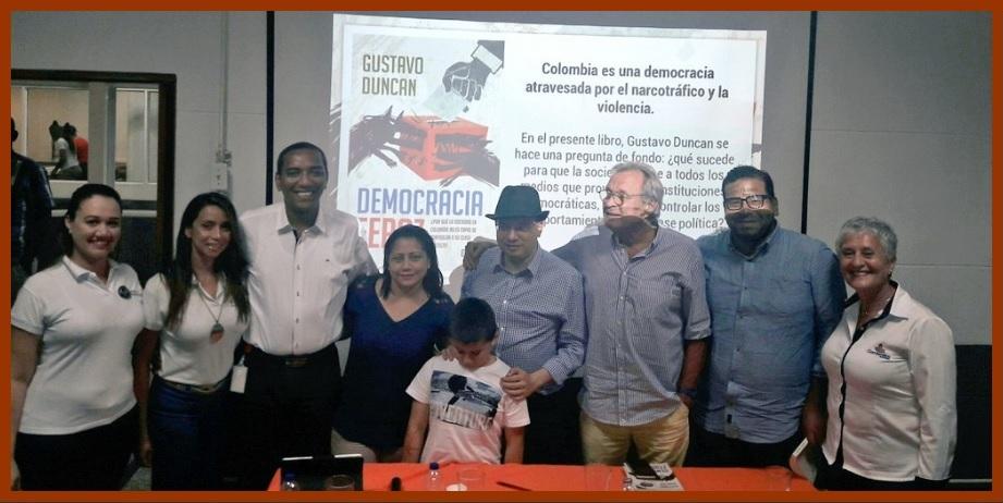Democracia Feroz: el fenómeno de la corrupción en Colombia