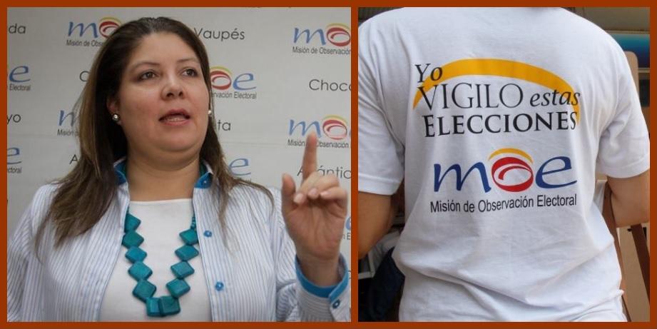 Por 'riesgo extremo' de fraude electoral, MOE vigilará con lupa elección atípica en Cartagena