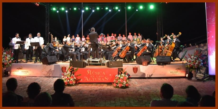 Este sábado, la Orquesta Sinfónica de Bolívar lleva su ritmo a Bogotá