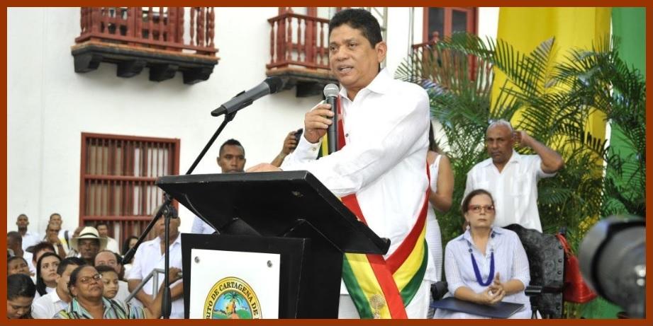Con un vehemente llamado a la unidad comienza Antonio Quinto Guerra su gobierno