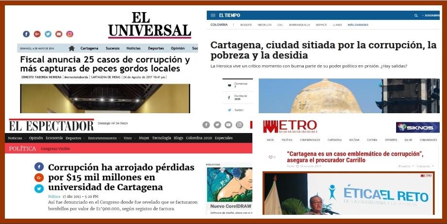 De titulares y campañas…