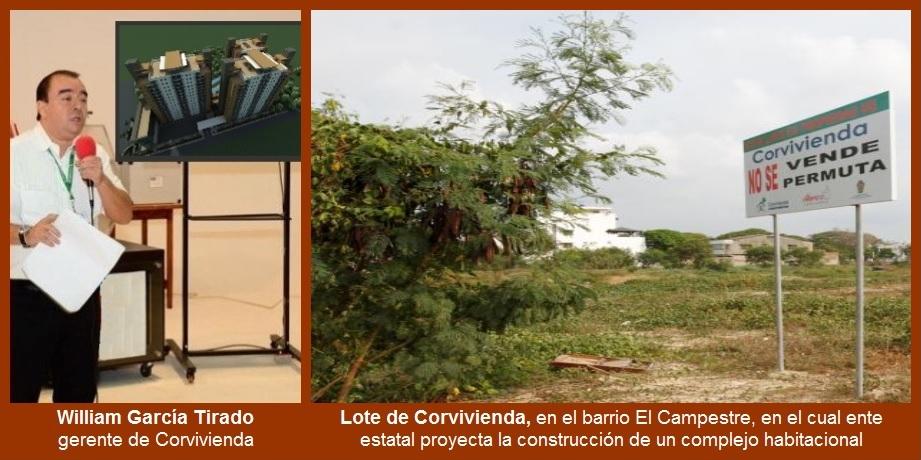 Funcionaria distrital otorga amparo policivo a particular que reclama lote de Corvivienda