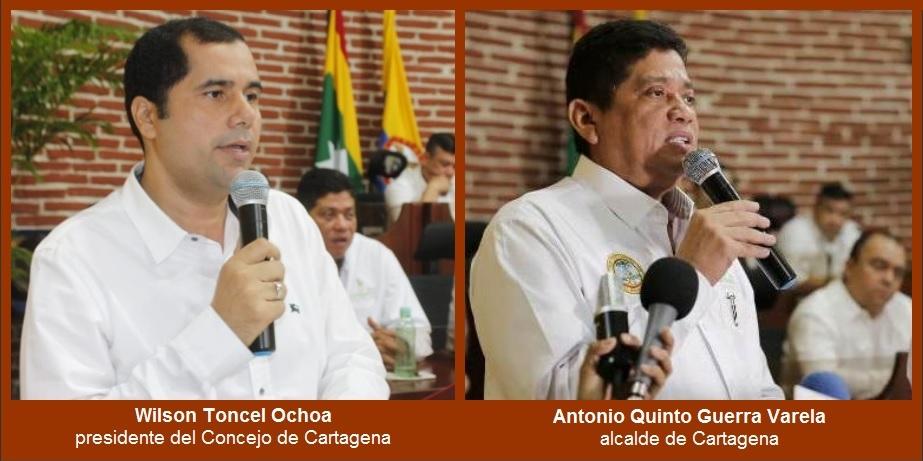Concejales y alcalde de Cartagena se comprometen a recobrar la legitimidad…