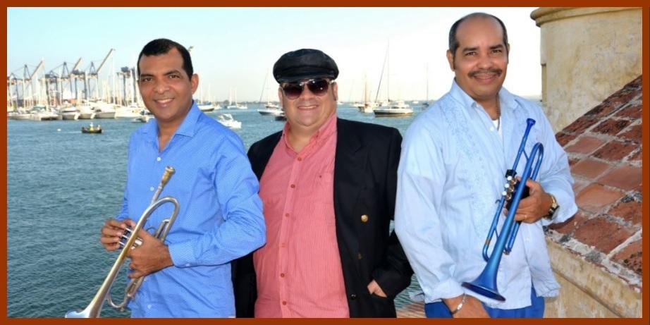 Cartagena tiene salsa para rato con la Winner Band
