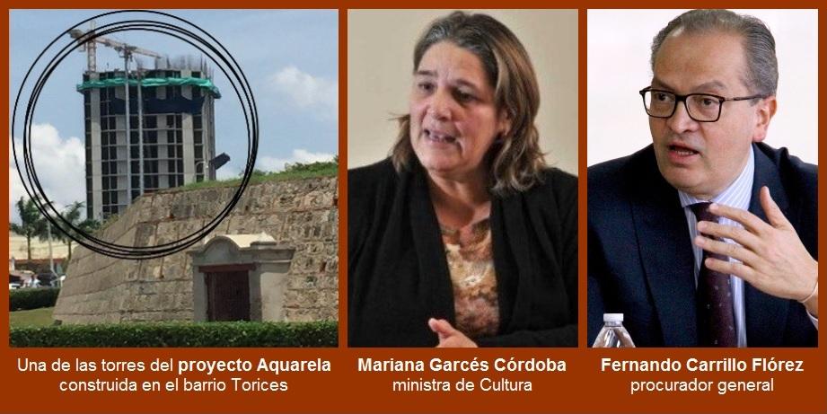 Unesco, procurador y mincultura piden que el edificio Aquarela sea demolido