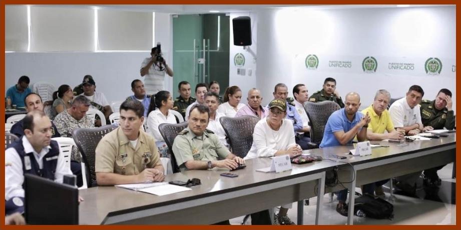 Cartagena, lista para que 750.215 ciudadanos aporten a la elección del nuevo presidente
