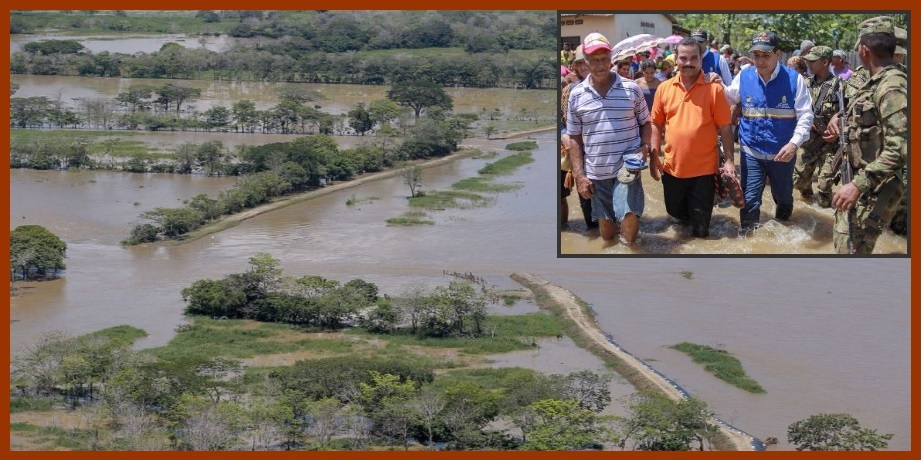 Por crisis de Hidroituango, Gobernación hará simulacro de evacuación en el sur de Bolívar