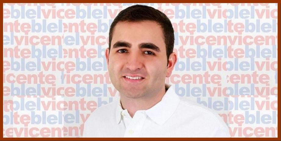 «Seguiré luchando por una mejor Cartagena y un mejor Departamento»: Vicente Blel Scaff
