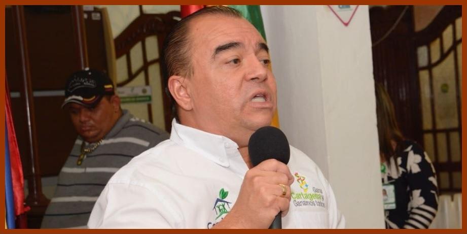 «Asumo la responsabilidad de seguir trabajando por mi ciudad»: William García