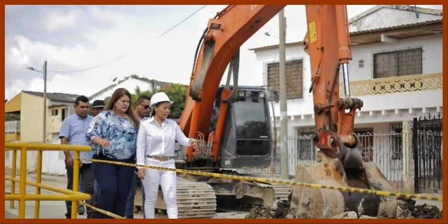 «La ciudadanía puede estar tranquila: el Plan de Drenajes Pluviales sí va»: Yolanda Wong