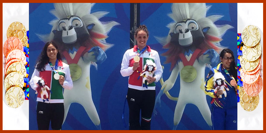 El oro de Gabriela Bollé, en la prueba de BMX, lo más detacado para Colombia en el 10° día