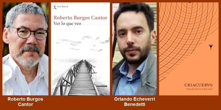 Dos cartageneros, entre los cinco finalistas del Premio Nacional de Novela 2018 de Mincultura