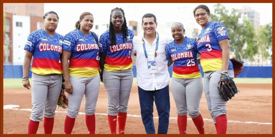 4to. día de competencias en #Barranquilla18, también con buen sabor para Bolívar