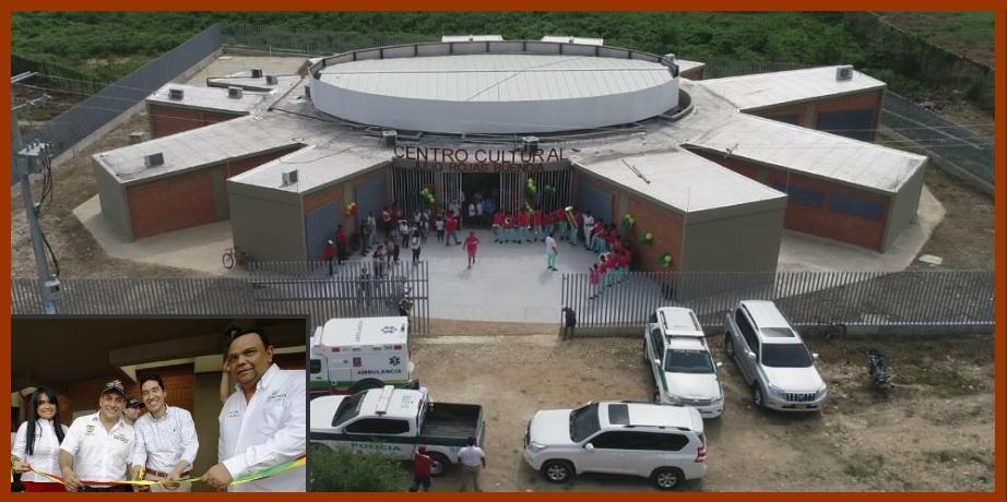 En San Juan Nepomuceno, el Centro Cultural Julio Rojas Buendía ya abrió sus puertas