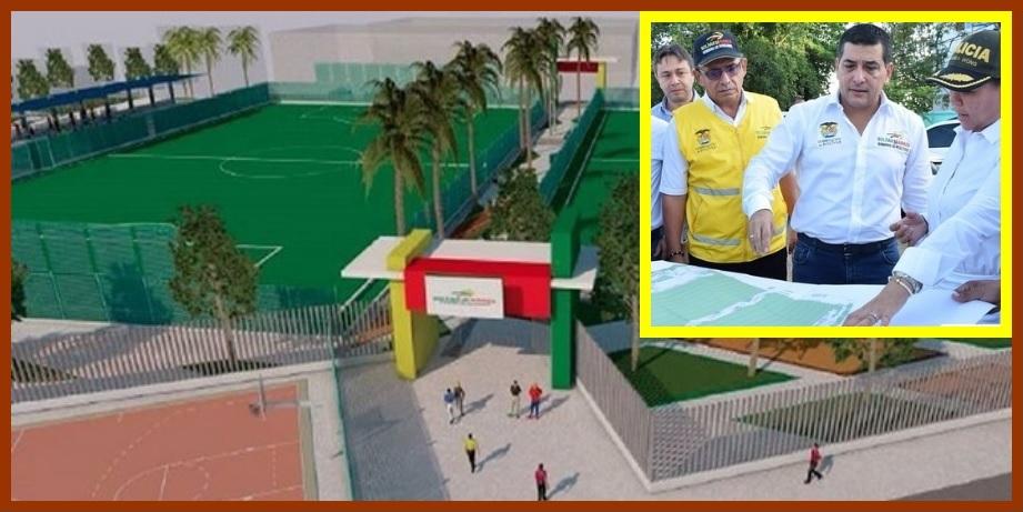 En diciembre rodará el balón en el templo del fútbol infantil de Alameda La Victoria