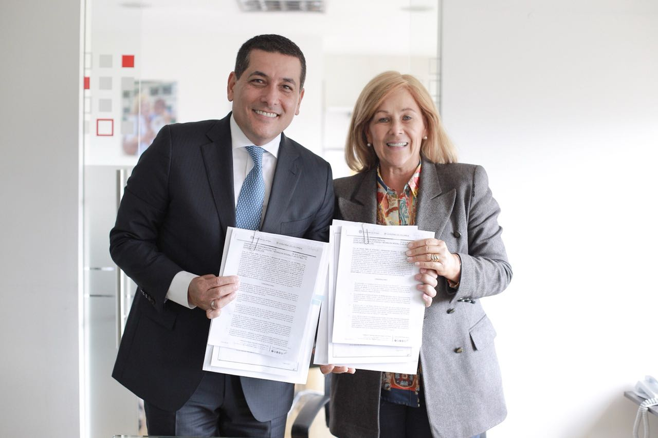 Gobernación de Bolívar y Unidad de Víctimas construirán dos centros regionales de atención