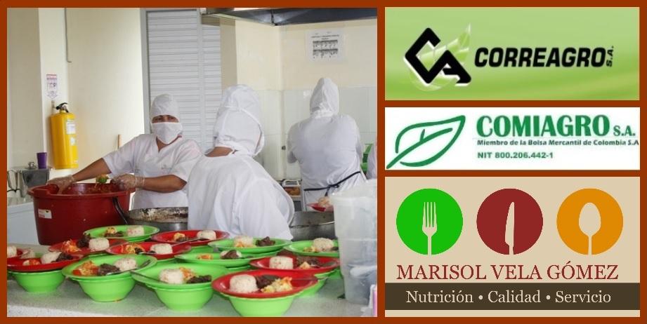 LE & VE Alimentos Macsol S.A.S. y Funprodesi, los operadores del PAE de Cartagena