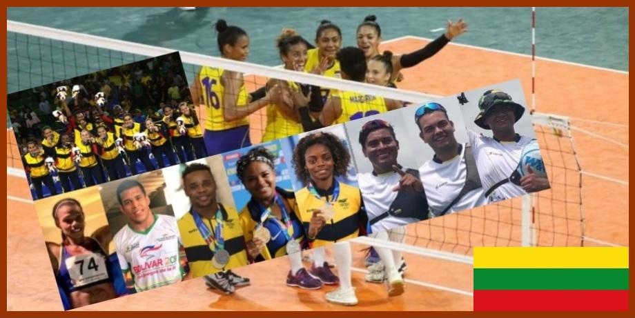 Así les fue a los deportistas de Bolívar y Colombia en #Barranquilla2018
