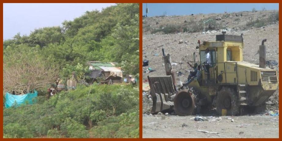 Cartagena, ¿a punto de quedar sin un lugar donde disponer de sus residuos sólidos?