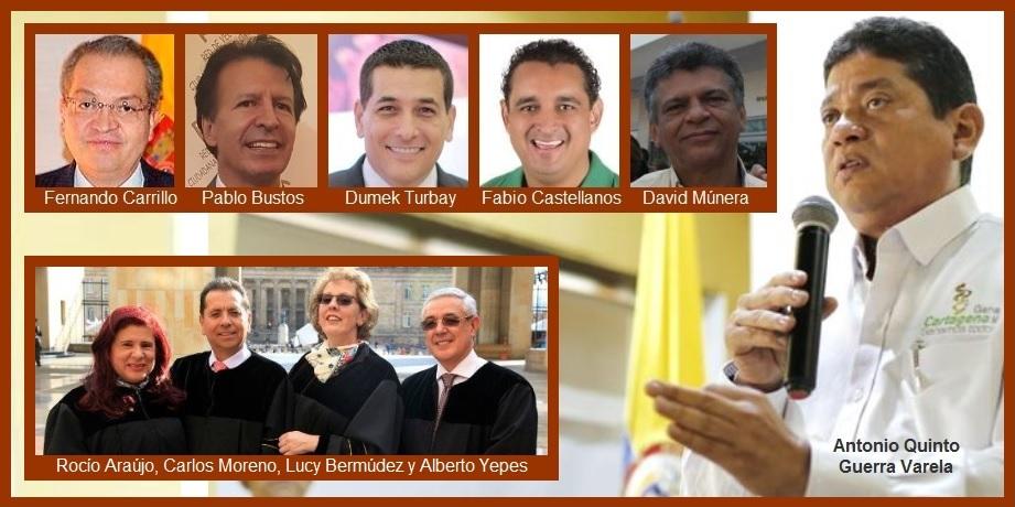 «Es el momento de reconstruir el daño tan grande que la corrupción le hace a Cartagena»