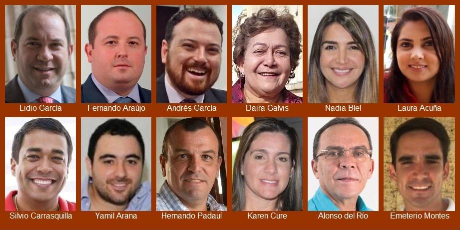 Así se acomodaron los congresistas de Bolívar en las Comisiones de Cámara y Senado