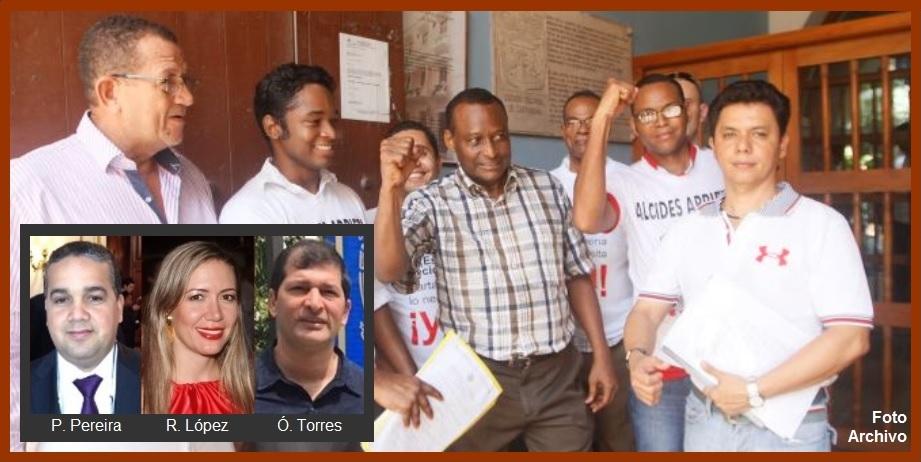 Mediante acciones diversas intentan frenar designación de nuevo alcalde de Cartagena