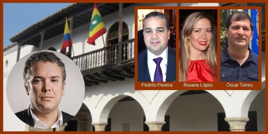 Escoger un nuevo alcalde para Cartagena, la primera gran prueba de fuego de Duque