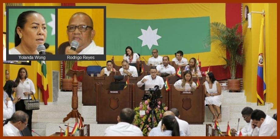 «Solo aprobaremos los Proyectos de Acuerdo que pasen los debidos filtros»: Reyes Pereira