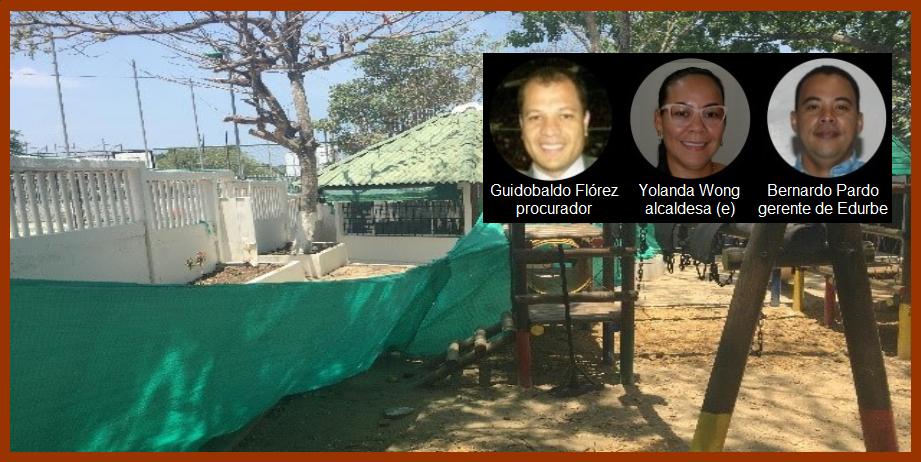 Procuraduría previene a la Alcaldía distrital por eventual ilegalidad de convenios con Edurbe