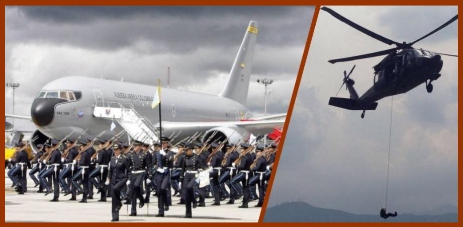 Jóvenes interesados en ingresar a la Fuerza Aérea Colombiana, ¡pilas con este anuncio!