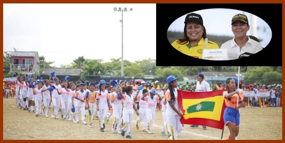 Desde ayer, 4.395 deportistas participan en los 23° Juegos Deportivos Corregimentales