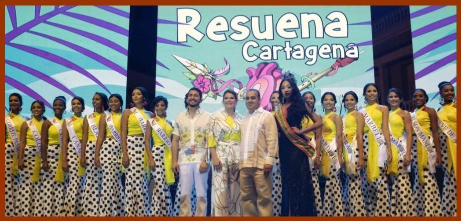 ¡Resuena Cartagena!: alcalde dio largada a agenda de las Fiestas de la Independencia