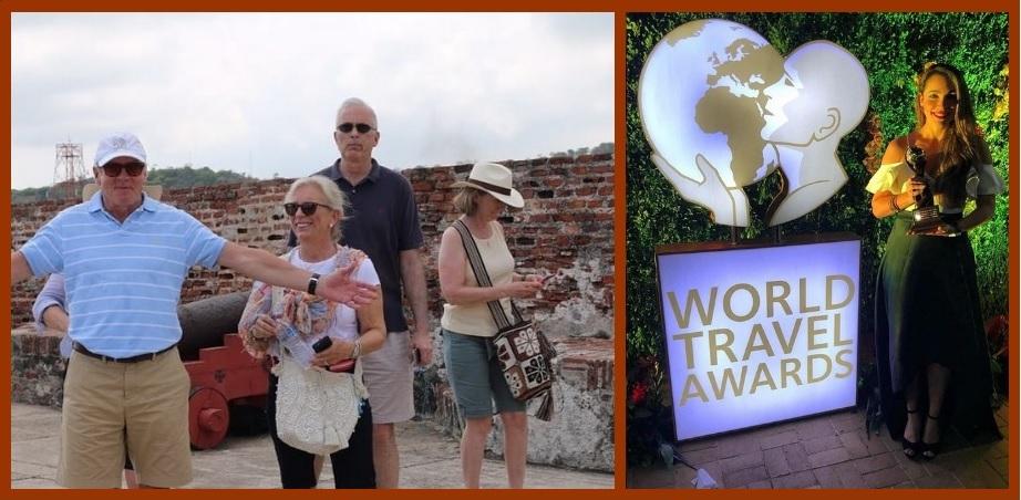 Cartagena ganó #OscarDelTurismo2018 a Mejor Destino de Luna de Miel en Suramérica