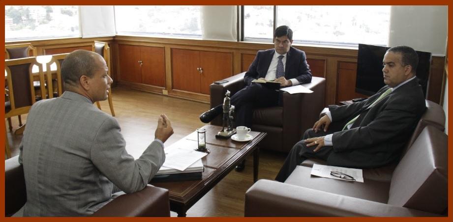 Alcaldía y PGN, de la mano para garantizar cumplimiento de 'Compromiso por Cartagena'