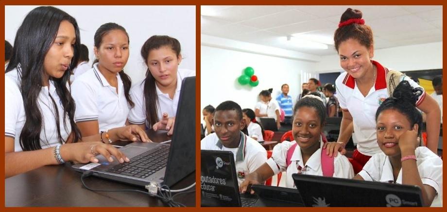 La Gobernación de Bolívar garantiza la conectividad a 222 colegios