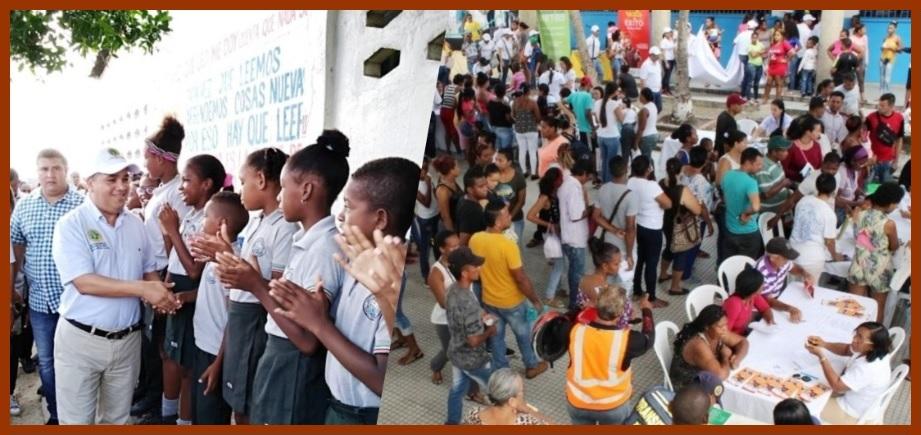 Celebración del DIEP, primera piedra para una Cartagena sin pobreza en 2033