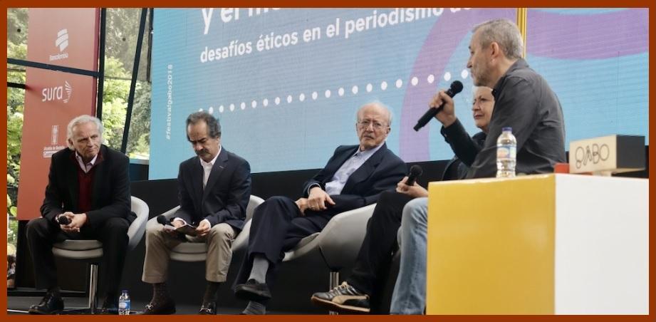 Nueve lecciones sobre ética periodística que dejó el #FestiGabo2018