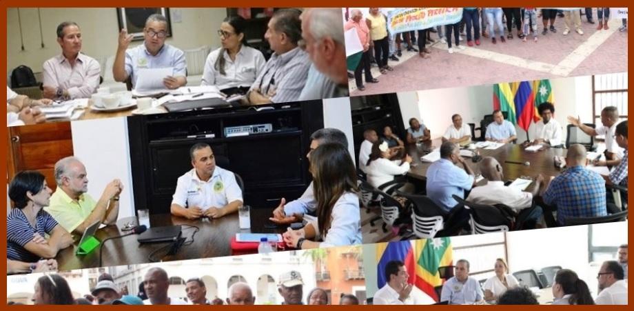 Llamado a la unidad del alcalde comienza a ser acogido por distintos sectores ciudadanos