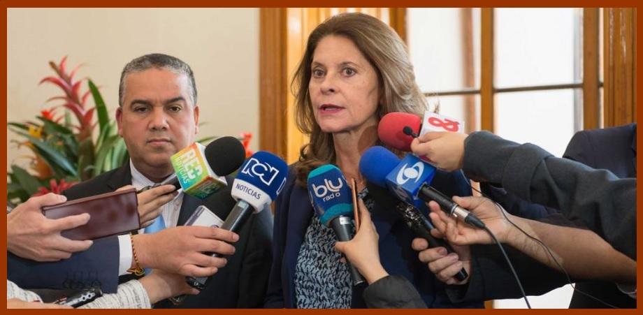 Marta Lucía Ramírez asume acompañamiento a gestión del alcalde Pedrito Pereira