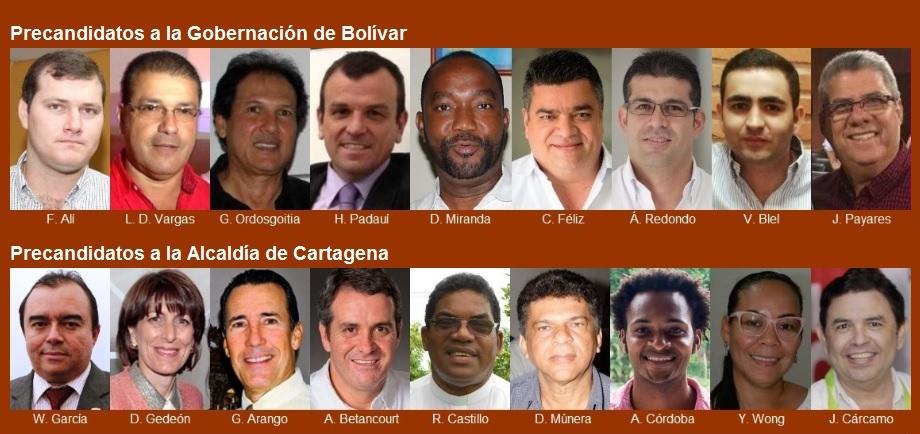 A un año de las elecciones locales, así se mueve la 'cosa política' en Cartagena y Bolívar