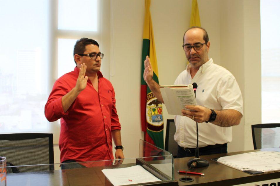 La Asamblea Departamental de Bolívar ya eligió a la mesa directiva del 2019