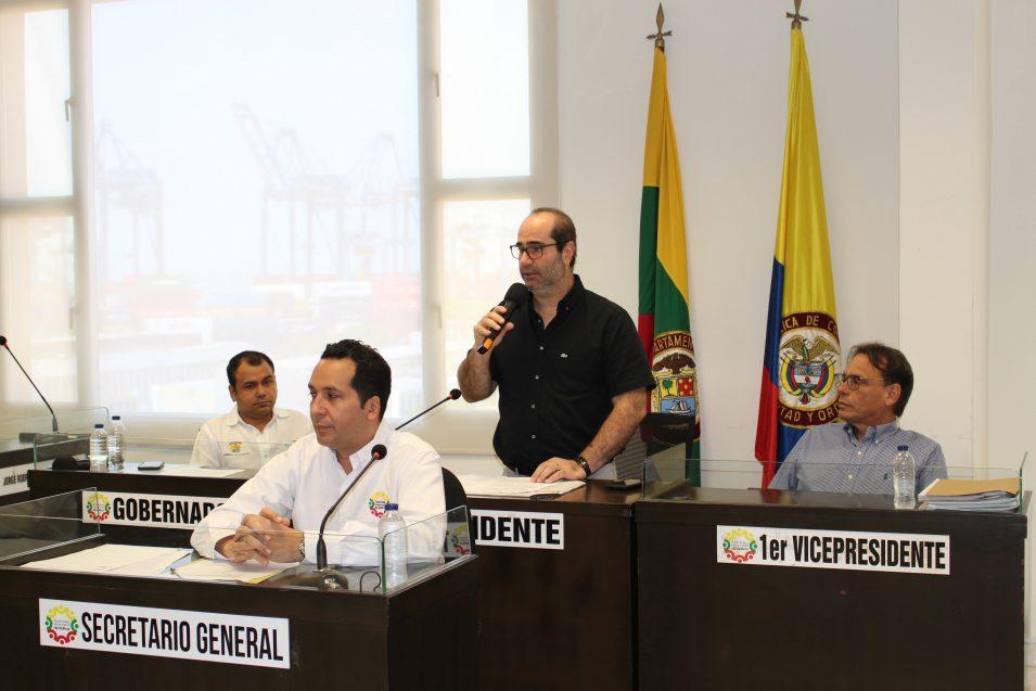 La Asamblea de Bolívar volverá a atender al público el 13 de noviembre