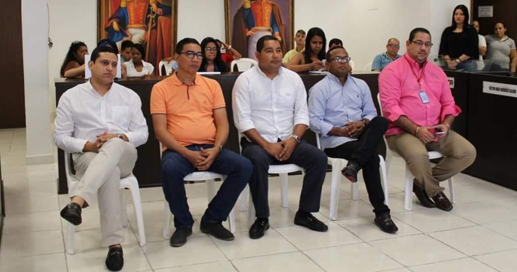 La Asamblea de Bolívar eligió al secretario general para el periodo de 2019