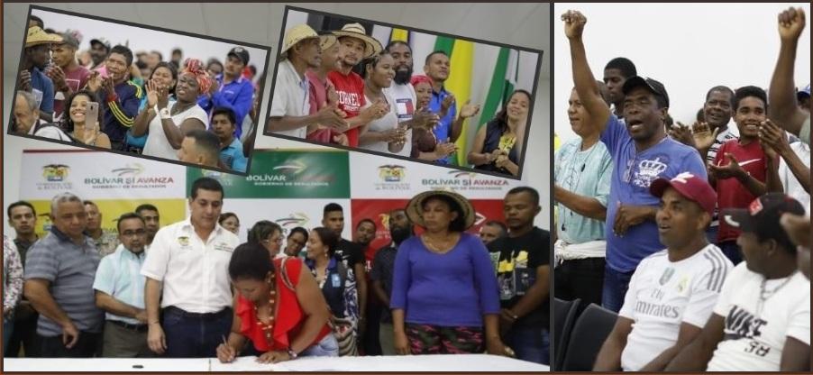 Acuerdo Gobernación – Campesinos, resultado de un proceso que se debería replicar