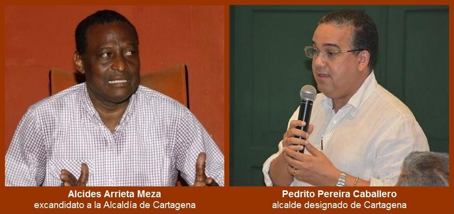 Una vez más, un excandidato a la Alcaldía intenta 'tumbar' al alcalde Pedrito Pereira